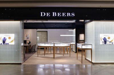 De Beers • Paris Corner Shop