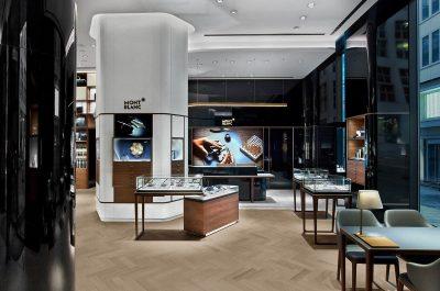Montblanc • Hamburg Flagship Store